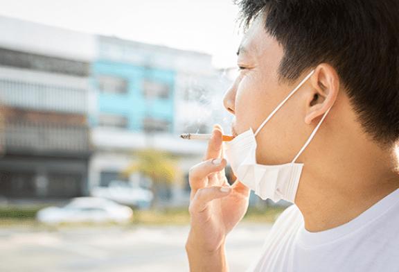 COVID-19: Il fumo non è una soluzione terapeutica per il coronavirus!