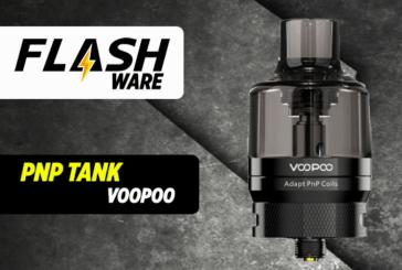 FLASHWARE : PNP Pod Tank (Voopoo)