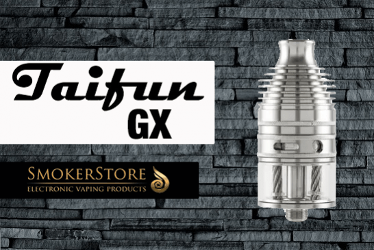 INFO BATCH : Taifun GX (Smokerstore)