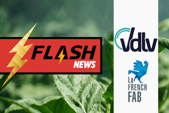 TECH: VDLV joins a standard bearer of French industry, the French Fab!