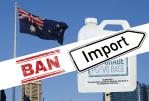AUSTRALIA: prohibición de importar productos de vapeo que contengan nicotina
