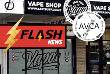 זילנד החדשה: הגבלת אספקת האדים לרעת הפיקוח על הטבק