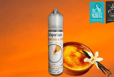 סקירה / מבחן: Crema Catalana Natilla מאת Le Vaporium