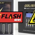 🔴 חשוב: מטען הסוללות Golisi S4 עלול לגרום להלם חשמלי!