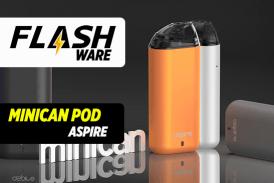 FLASHWARE: Minican Pod (Aspire)