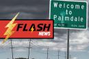 VERENIGDE STATEN: In Californië vallen de verdedigers van de damp de stad Palmdale aan.