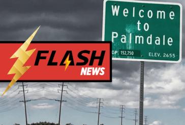 ארצות הברית: בקליפורניה תומכים באדיפות תוקפים את העיר פלמדייל.