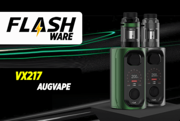 FLASHWARE : VX217 (Augvape)