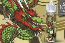 REVUE / TEST : Watermelon Dragon (Gamme YAKUZA) par Vapeur France