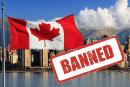 CANADA: divieto di pubblicità e promozione dello svapo!