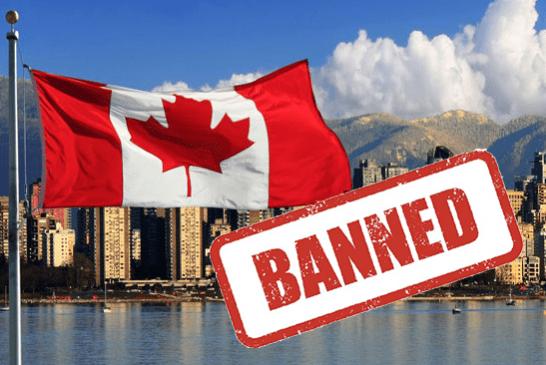 CANADA : Une interdiction de la publicité et de la promotion du vapotage !