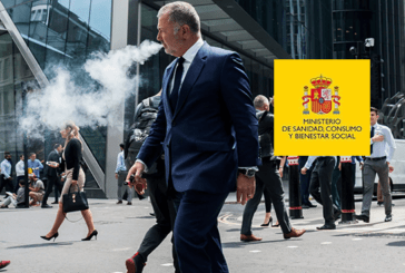 SPAIN: The Ministry of Health asks to avoid vaping in public following the Covid-19