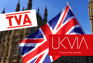 UNITED KINGDOM: UKVIA requests similar VAT rate for vaping and TNR