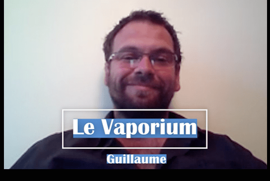 EXPRESSO - Επεισόδιο 3 - Guillaume Thomas (Le Vaporium)