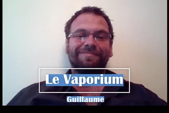 EXPRESSO – Épisode 3 – Guillaume Thomas (Le Vaporium)