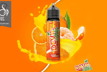 REVUE / TEST : Orange Mandarine (Gamme Devil Squiz) par AVAP