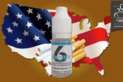 REVIEW / TEST: MLB Light USA Mix (6Garettes-reeks) door Eliquide-diy