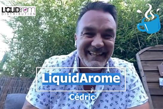 EXPRESSO: Aflevering 8 - Cédric Amaté (Liquidarom)