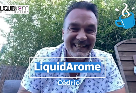 EXPRESSO: Episode 8 - Cédric Amaté (Liquidarom)