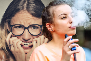 健康:坐月子,焦虑症比抽烟更喜欢电子烟!