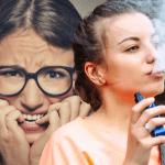 בריאות: כליאה, חרדה, העדיפו את הסיגריה האלקטרונית על פני חידוש הטבק!