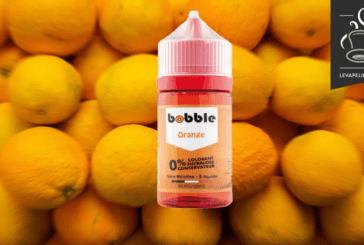 REVUE / TEST : Orange par Bobble