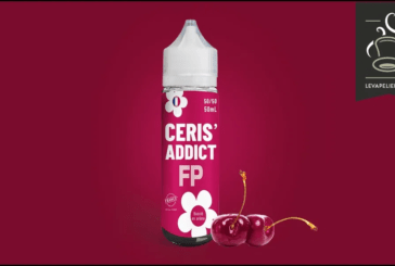 REVIEW / TEST: Ceris'Addict (bereik 50/50 50 ml) door Flavour Power