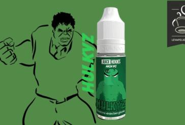 REVISIONE / PROVA: Hulkyz (gamma Juice Heroes) di Liquideo