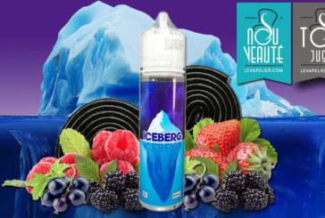 REVISIÓN / PRUEBA: Iceberg (Fruity Range) por Bio Concept