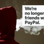ECONOMY: Paypal expels many vape companies from its service!