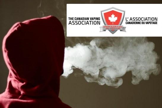ΚΑΝΑΔΑΣ: Απαγορεύσεις και περιορισμοί στα ηλεκτρονικά τσιγάρα, η Καναδική Ένωση Vaping ανησυχεί!