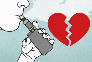 ESTUDIO: Una alteración de las células cardíacas debido a los aromas de los e-líquidos.