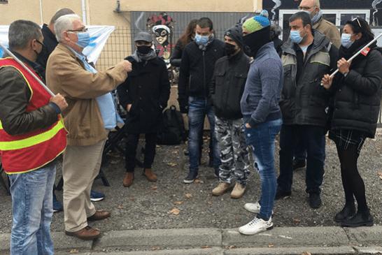 SOCIÉTÉ : Colère et gréve, les employés d'une boutique de vape face à l'inacceptable !