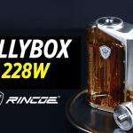 מידע על אצווה: JellyBox 228W (Rincoe)