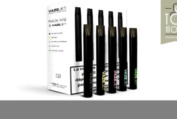 סקירה / בדיקה: Vaze-Jet מאת Vaze