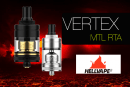 מידע על BATCH: Vertex MTL RTA (Hellvape)