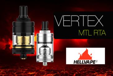 INFO BATCH : Vertex MTL RTA  (Hellvape)