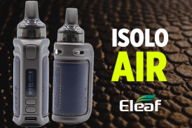 ИНФОРМАЦИЯ О ПАКЕТЕ: iSolo Air (Eleaf)
