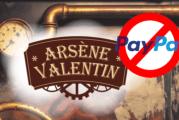 ЭКОНОМИКА: В борьбе с вейпингом Paypal вытесняет Арсена Валентина!