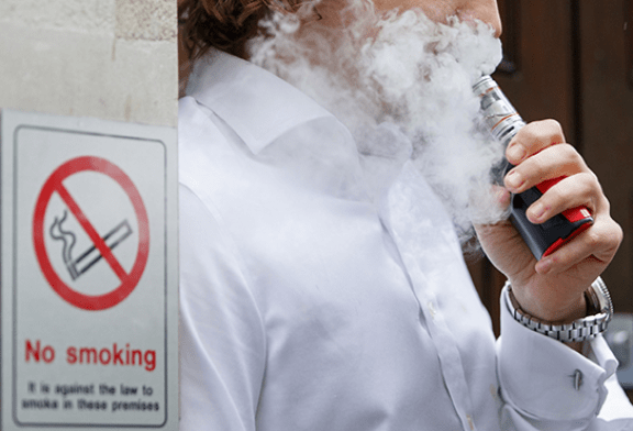 STUDY: Double e-cigarette / tobacco consumption does not reduce cardiovascular risk