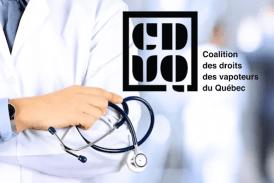 קנדה: במקום לאסור טעמים של אדים, הממשלה צריכה להקשיב לרופאים!