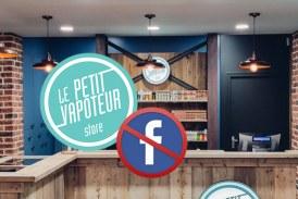 כלכלה: Le Petit Vapoteur שם קץ לדפי הפייסבוק של חנויותיה!