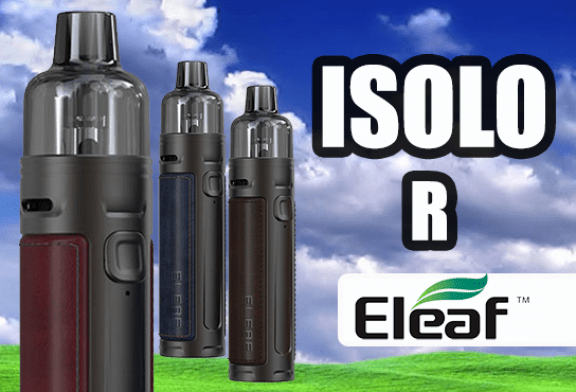 批次信息:iSOLO R(Eleaf)