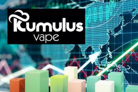 ECONOMIE: Kumulus Vape bevestigt zijn goede financiële gezondheid op de markt!