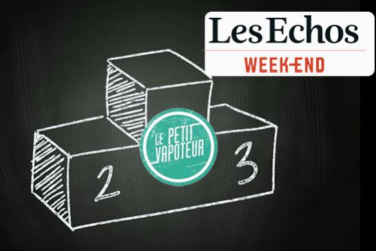 """经济:Le Petit Vapoteur在"""" 2021年增长冠军""""中"""