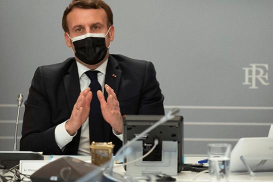 """FRANCIA: Emmanuel Macron apunta a una """"generación sin tabaco"""" en 2030"""