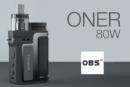 INFORMACIÓN DE LOTE: Oner 80W (OBS)