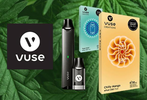 TECHNO: British American Tobacco launches its first CBD e-cigarette!