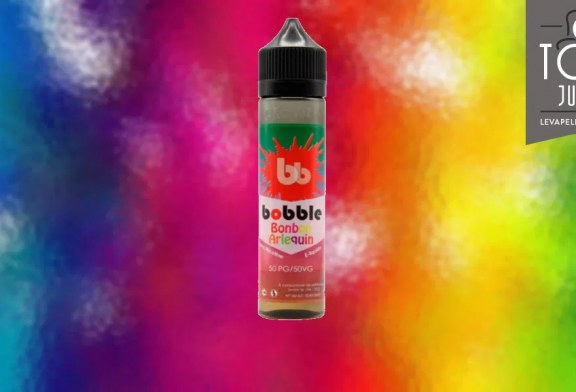 REVISIÓN / PRUEBA: Bonbon Arlequin de Bobble