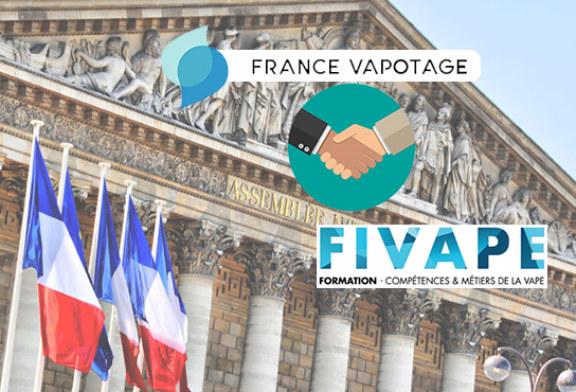 ΠΟΛΙΤΙΚΗ: France Vapotage και Fivape χέρι-χέρι στην Εθνοσυνέλευση